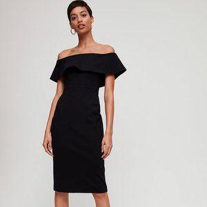 NWT Babaton Ruslan Dress